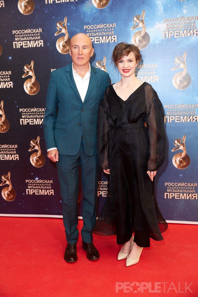 Игорь Матвиенко и Таня Ткачук