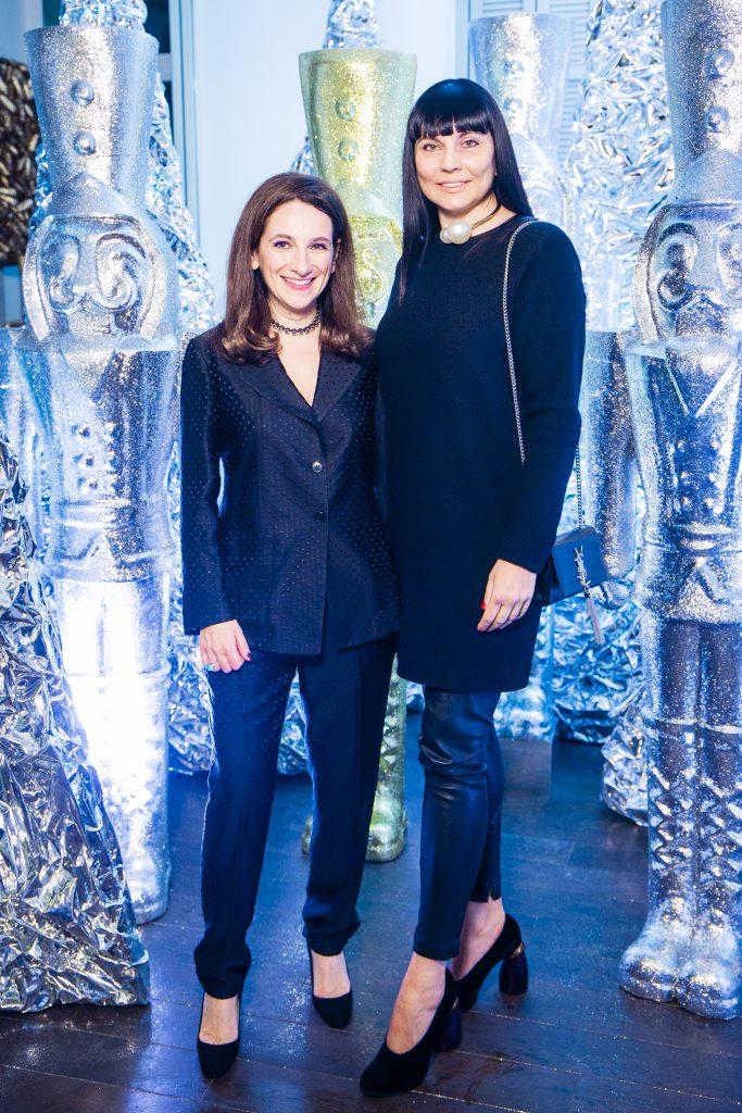 Юлия Фиш и Марина Александрова