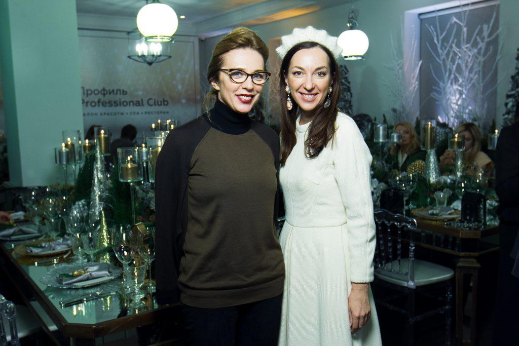 Рита Митрофанова и Мария Лобанова