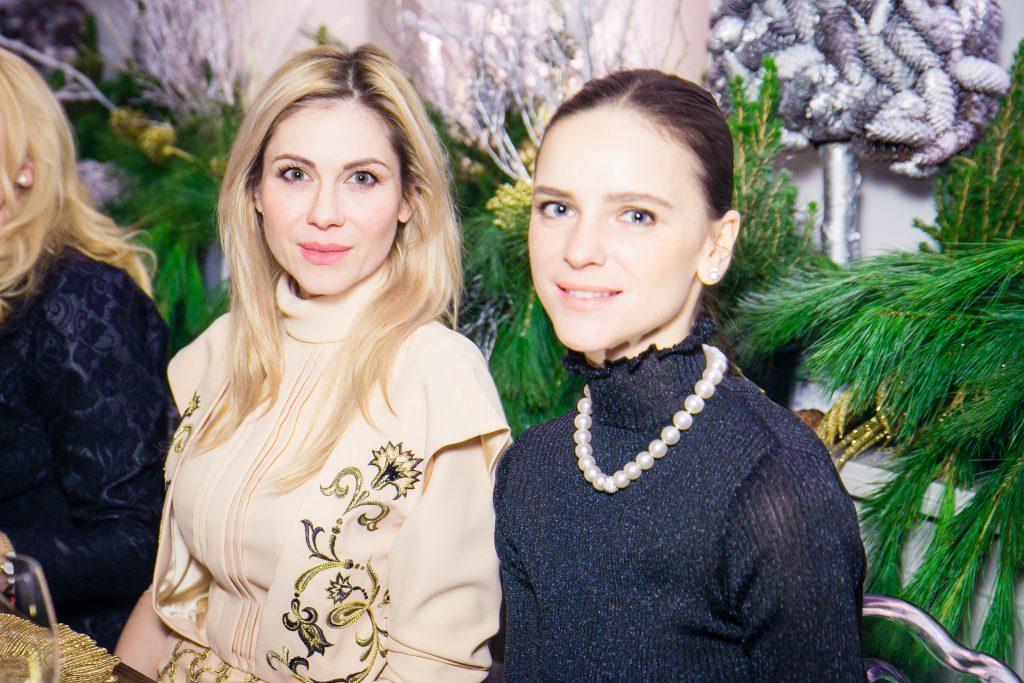 Анна Невская и Ксения Князева
