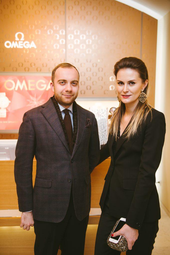 Павел Камин и Елена Филипченкова