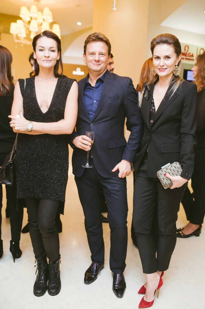 Юлия Татарская, Дмитрий Шевцов и Елена Филипченкова
