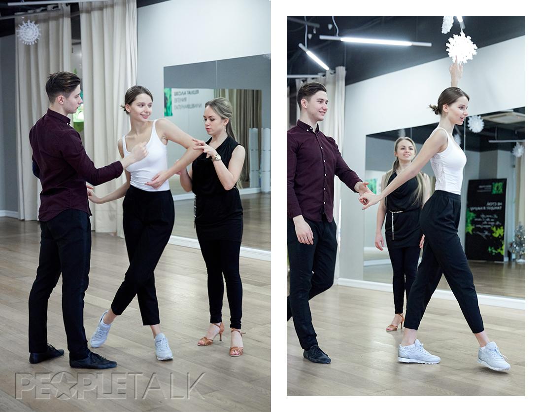 ШТЕП как научиться танцевать за месяц