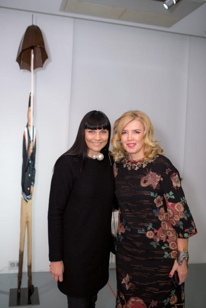 Лидия Александрова и Марианна Сардарова