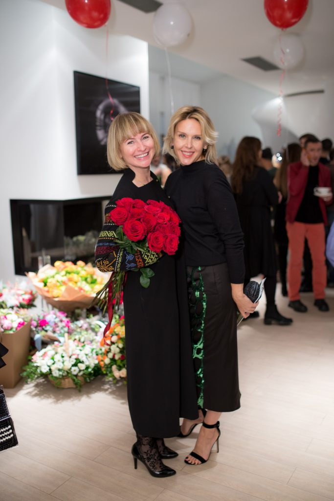 Нина Гомиашвили и Татьяна Рогаченко