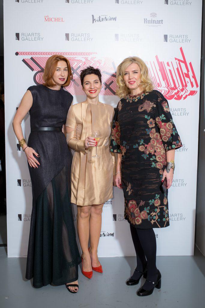 Стася Кроль, Катрин Борисов и Марианна Сардарова