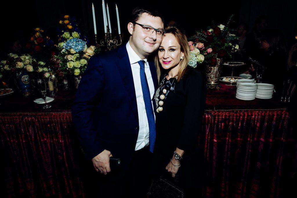 Василий Церетели и Кира Сакарелло