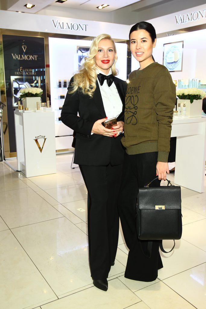 Екатерина Одинцова и Анна Ивченко
