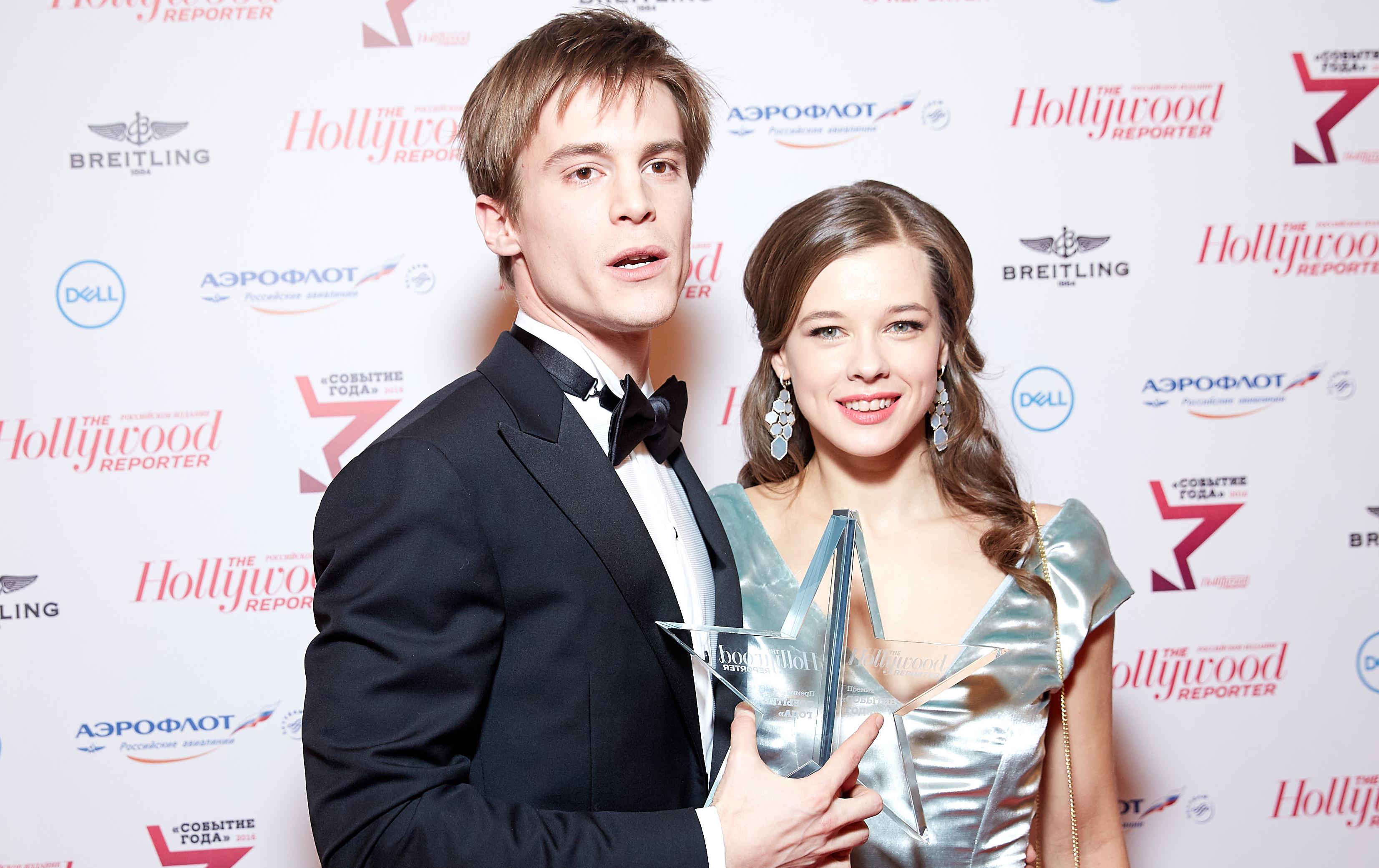 Иван Янковский и Катерина Шпица