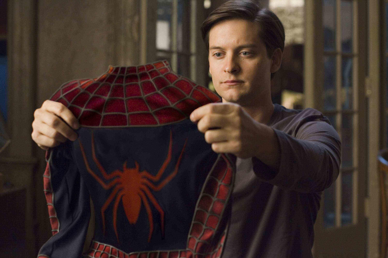 Человек паук фильм