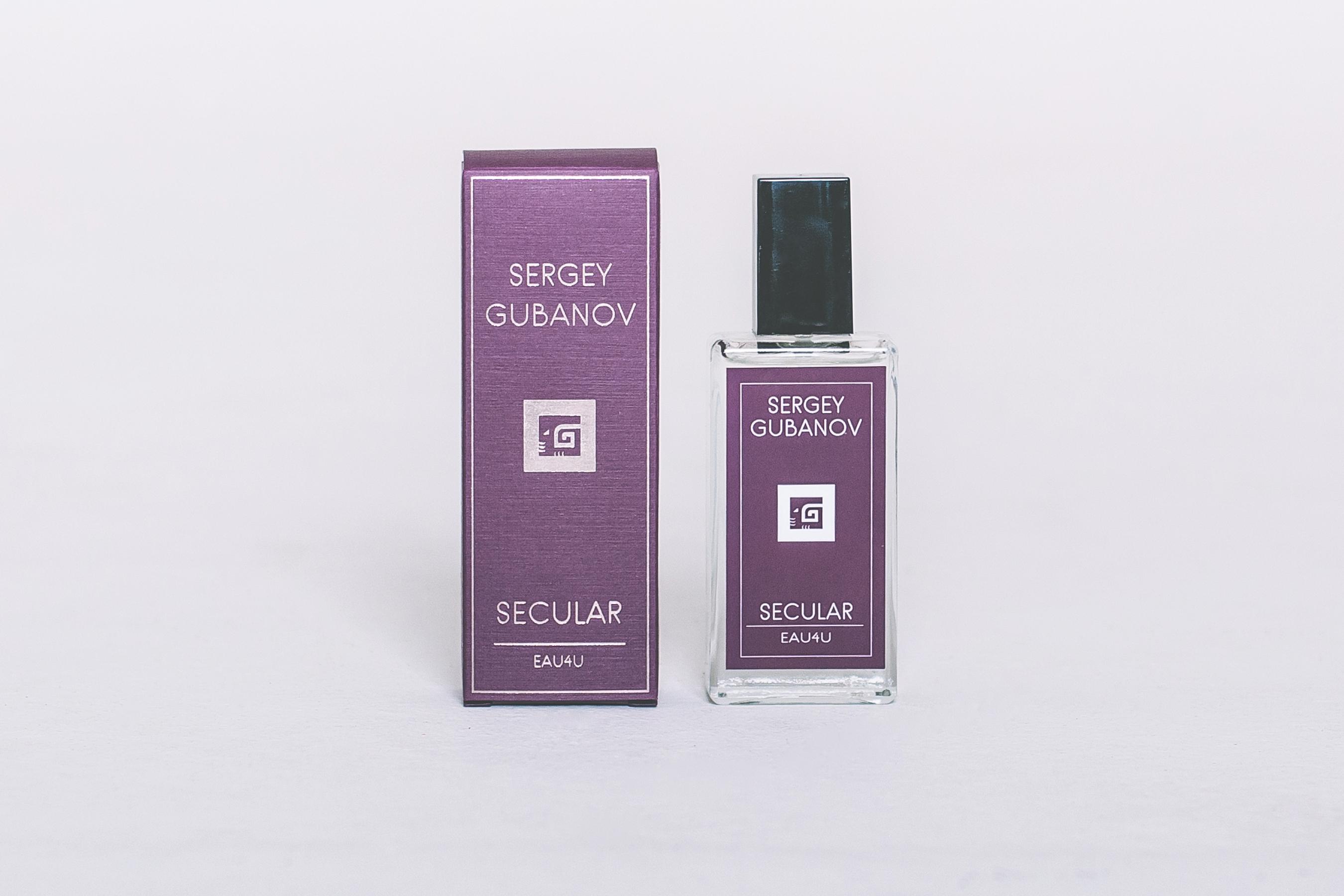 «Вода для тебя» Secular, Sergey Gubanov EAU4U