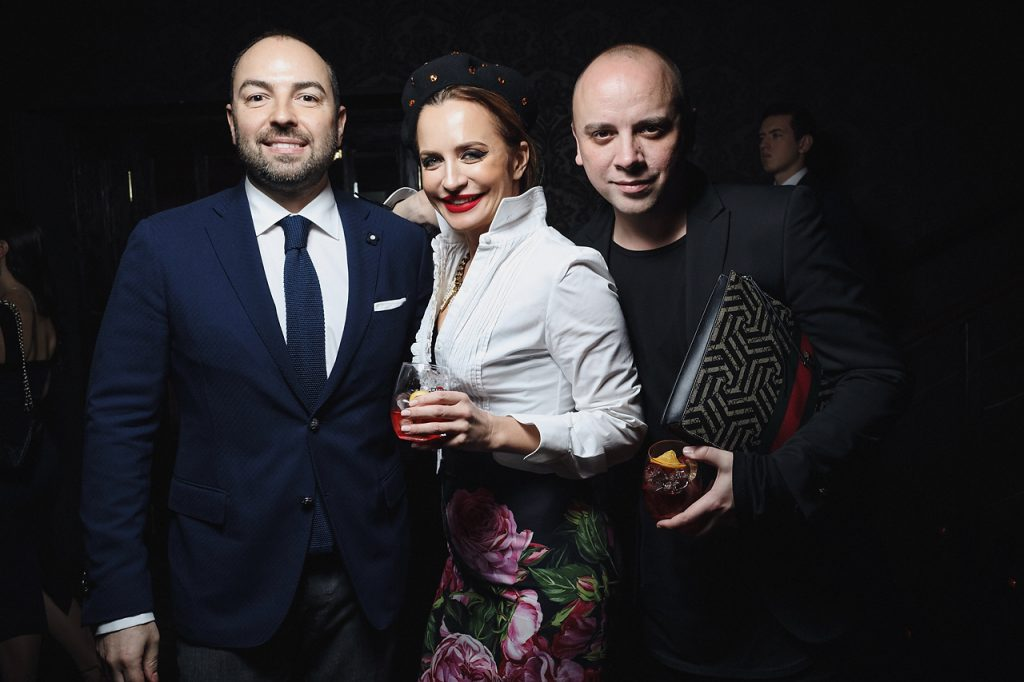 Дмитрий Дудинский, Виктория Шелягова, Иван Афанасьев