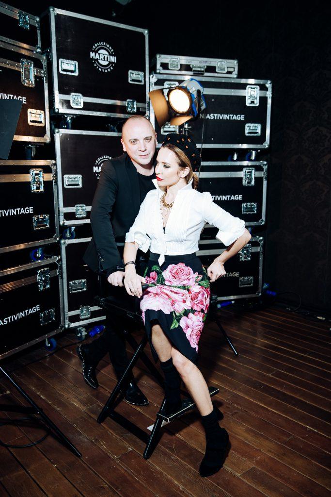 Иван Афанасьев и Виктория Шелягова