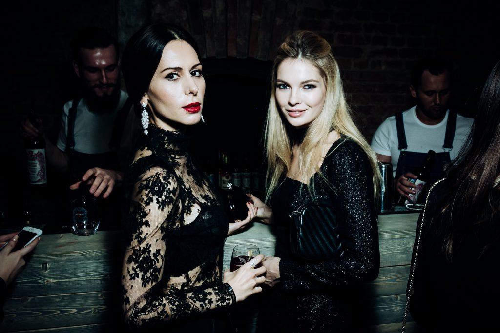 Сабина Ахмедова и Наталья Бардо