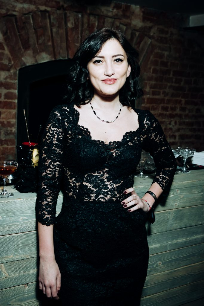 Эльвина Салимова