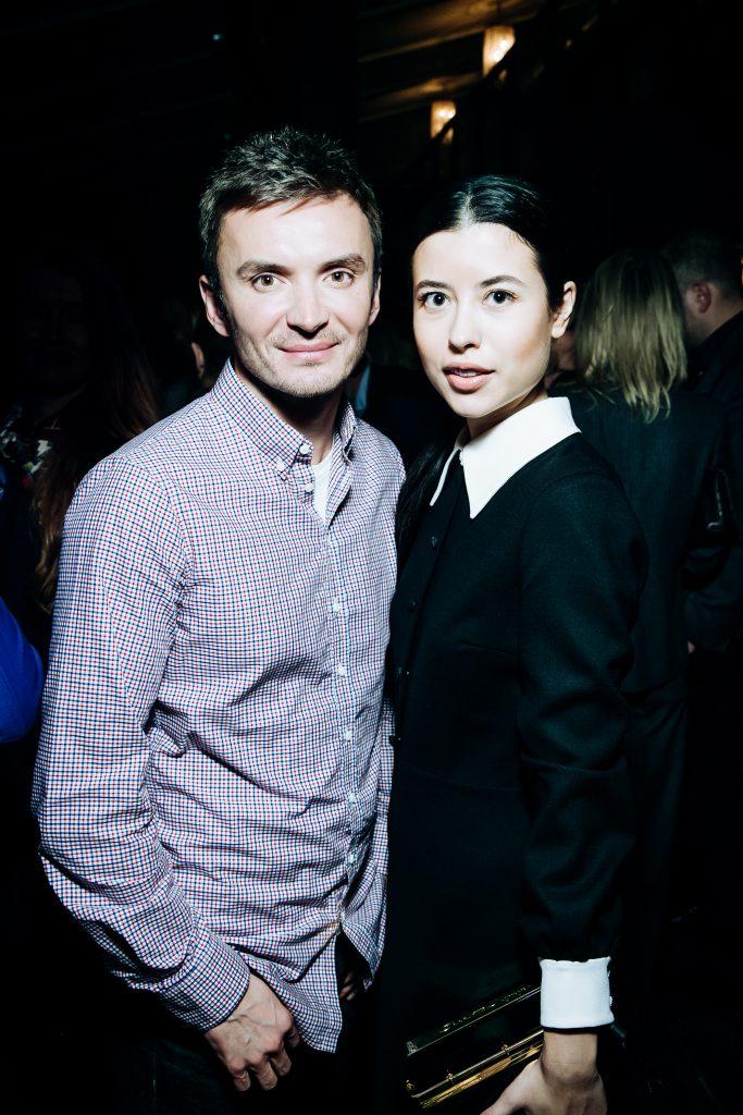 Евгений Заболотный и Анна Ивченко