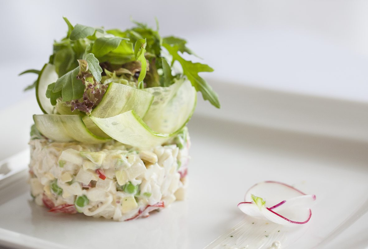 картинки салат оливье в ресторане военной