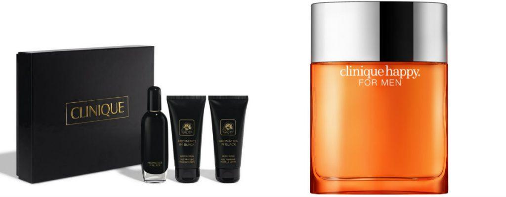 8 вопрос (15:00). Подарок: мужской аромат Clinique Happy For Men Cologne Spray и набор Aromatics in Black Essentials