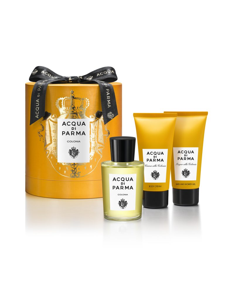 3 вопрос (10:00). Подарок: набор косметики Acqua di Parma