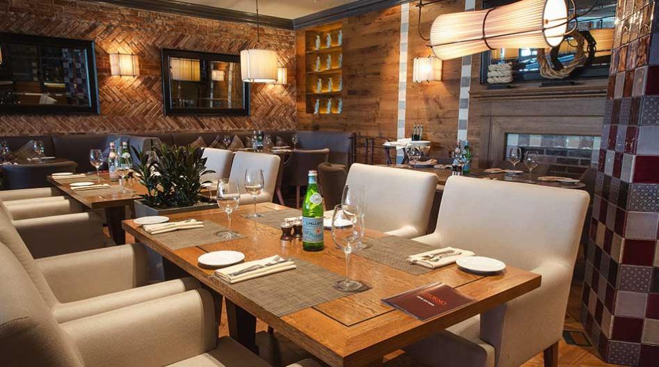 2 вопрос (9:00). Подарок: сертификат на 3 тысячи на ужин в ресторане IL  Forno в Москве