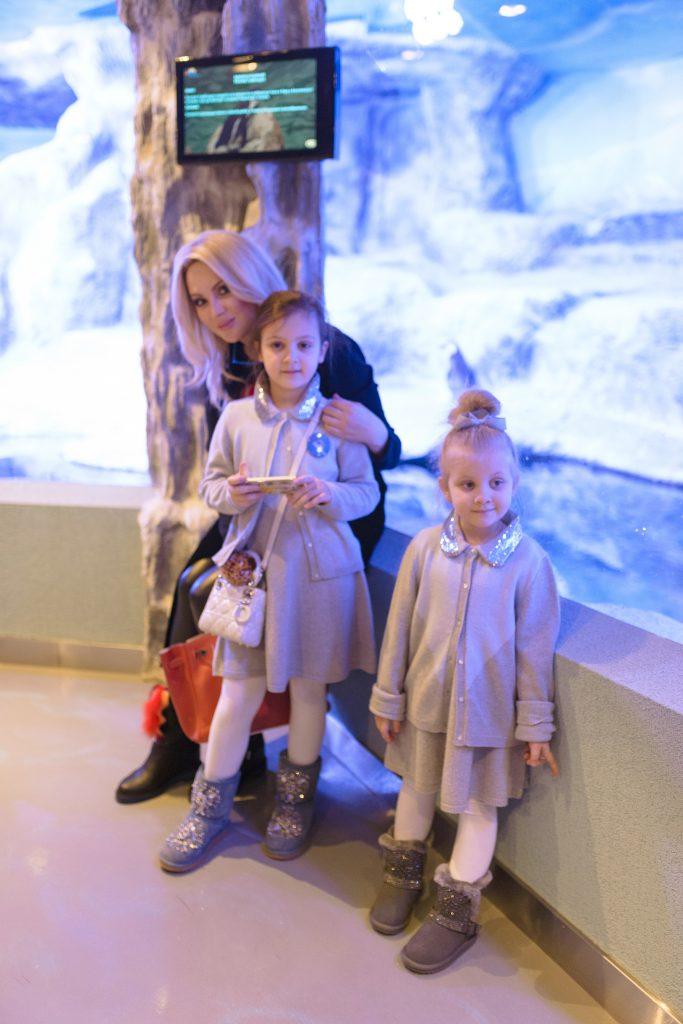 Инна Михайлова с дочерьми