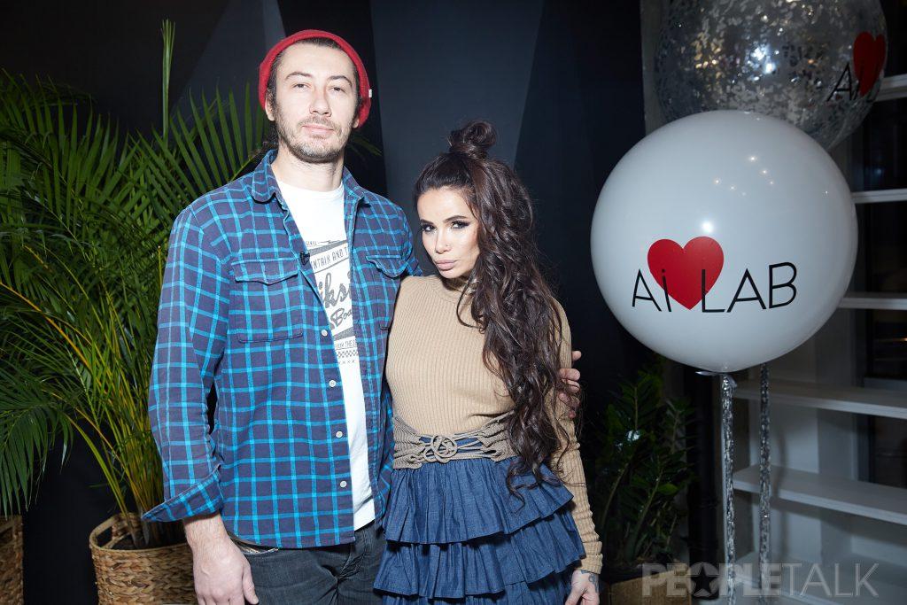 Дмитрий и Айза Анохины