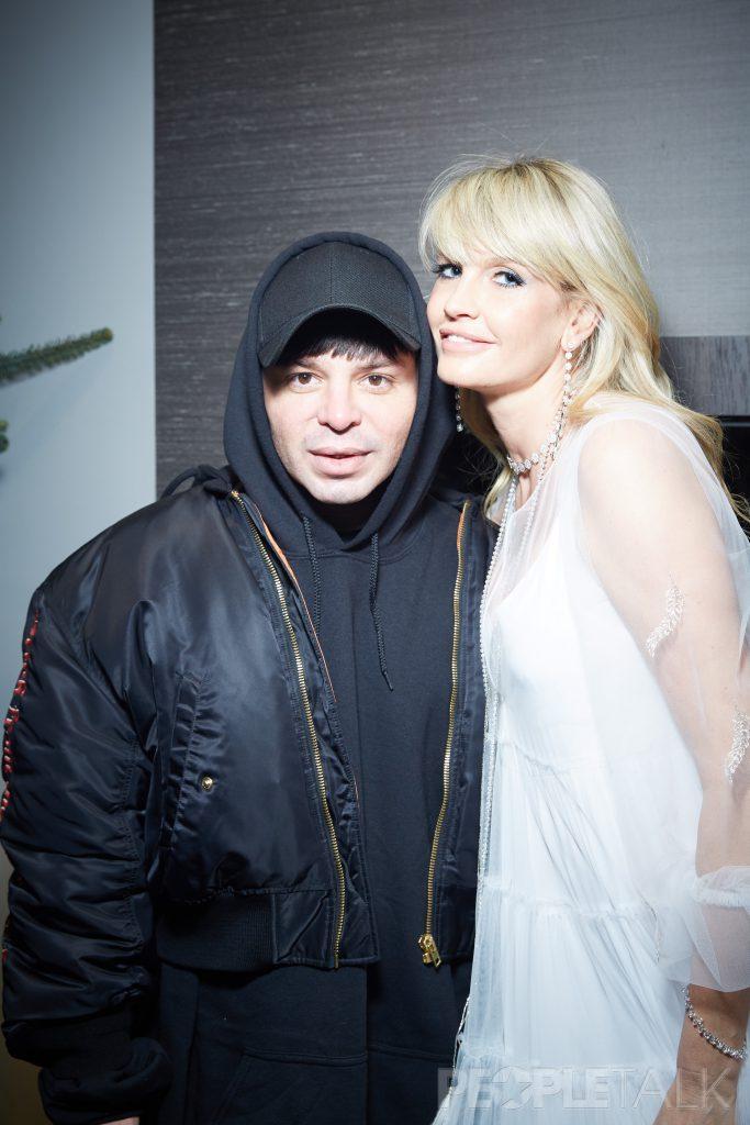 Александр Арутюнов и Яна Расковалова