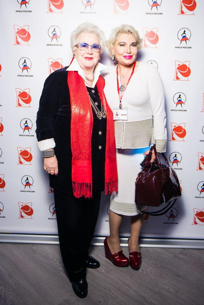 Анна Шатилова и Татьяна Андреева