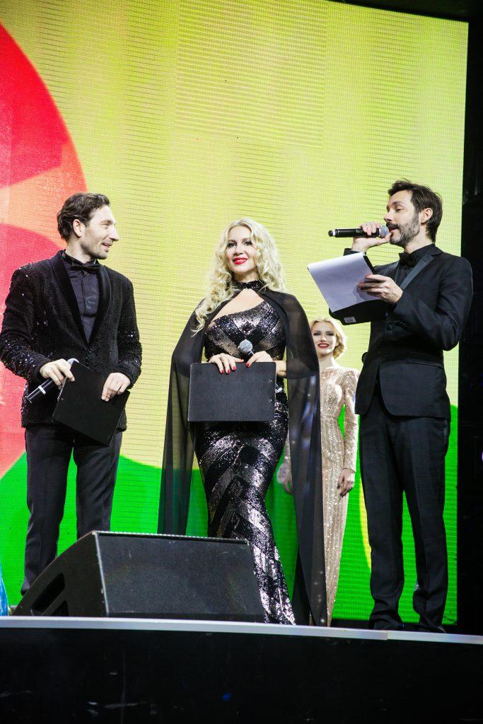 Юрий Столяров, Екатерина Одинцова и Евгений Седой
