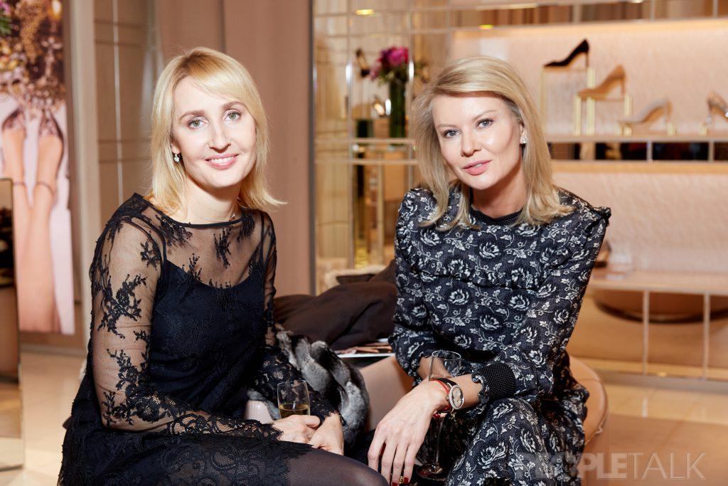 Оксана Бондаренко и Виктория Борисевич