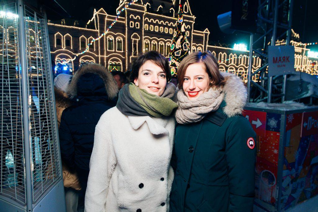 Татьяна Константинова и Мария Смирнова
