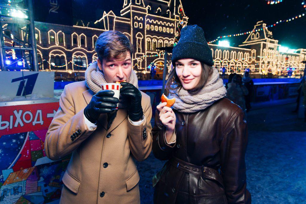 Дмитрий Шипилов и Мари Коберидзе
