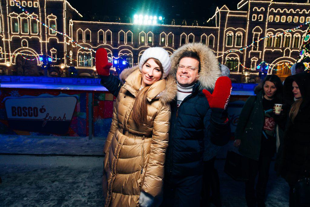 Ольга и Константин Андрикопулос