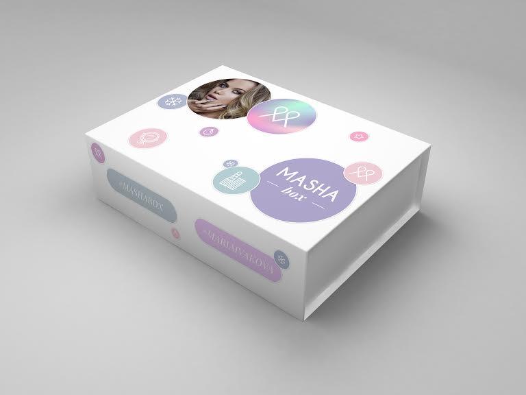 коробочка красота Masha box