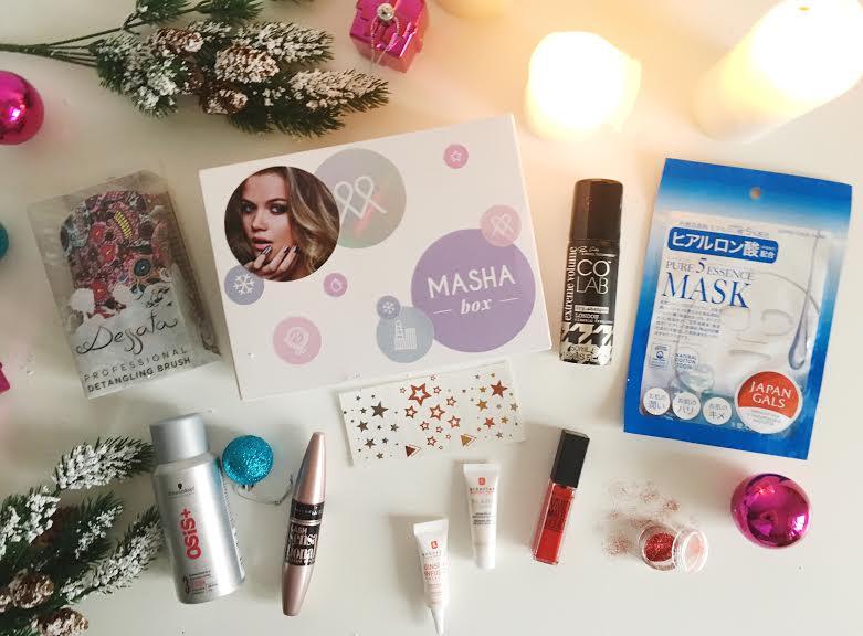 коробочка красоты Masha box