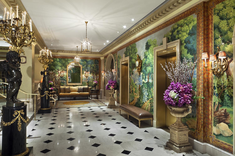 отель Нью-Йорк