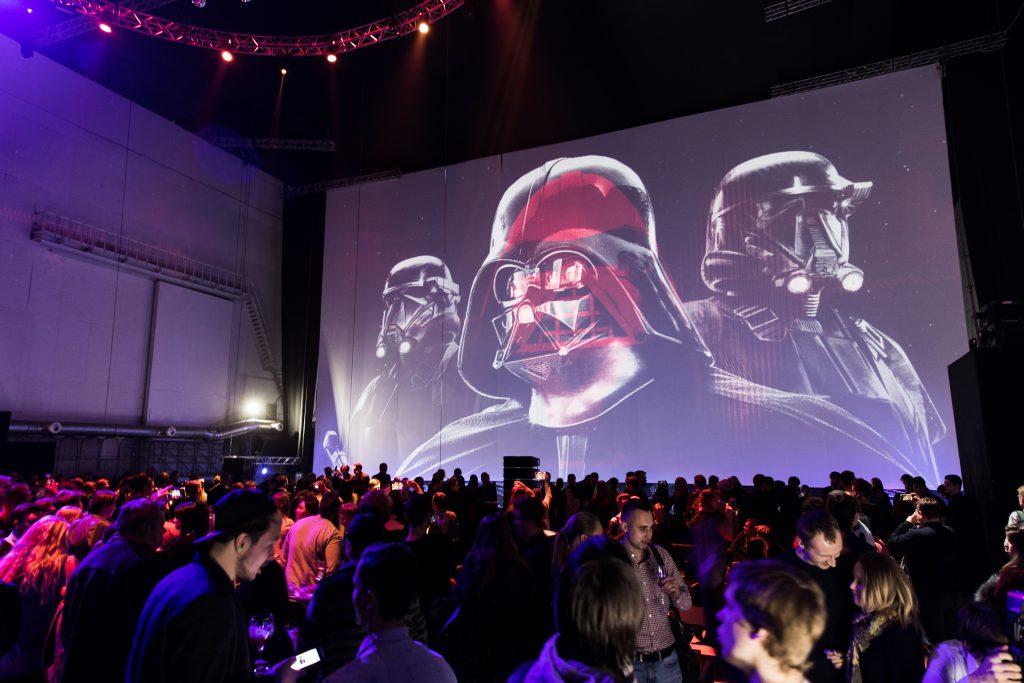 премьера «Изгой-один: Звёздные Войны. Истории»