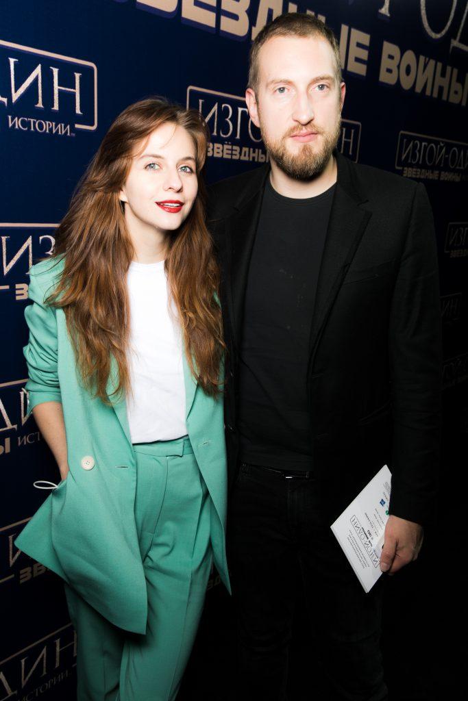 Юлия Прудько и Александр Орлов