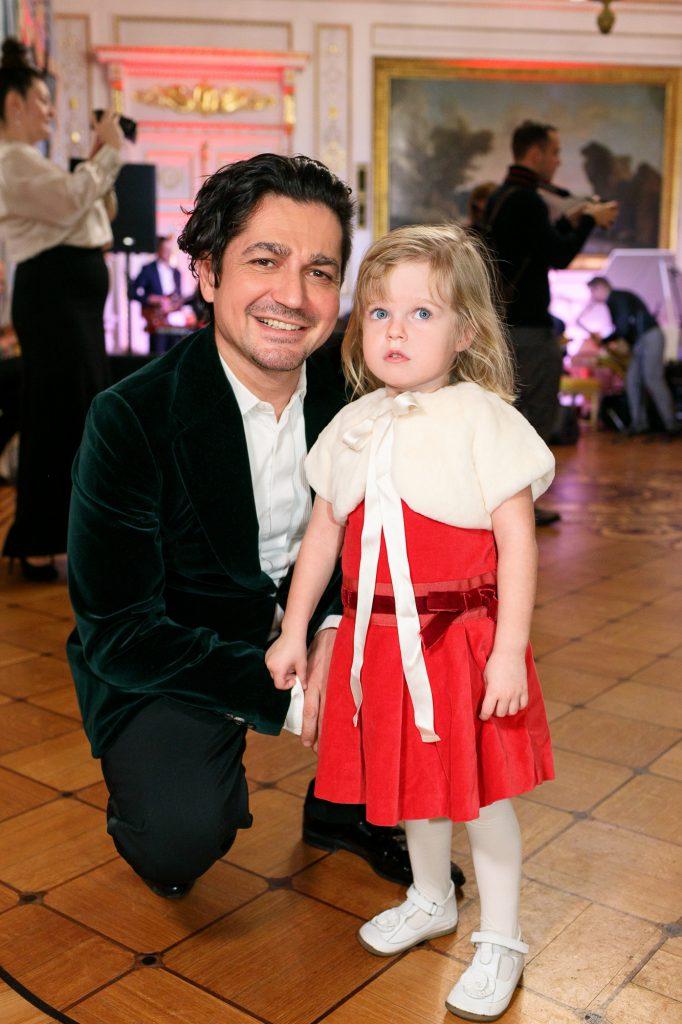 Алексей Боков с дочерью
