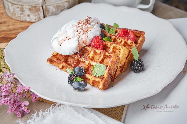завтраки в кафе