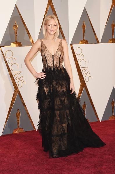 Дженнифер Лоуренс (26) в Dior