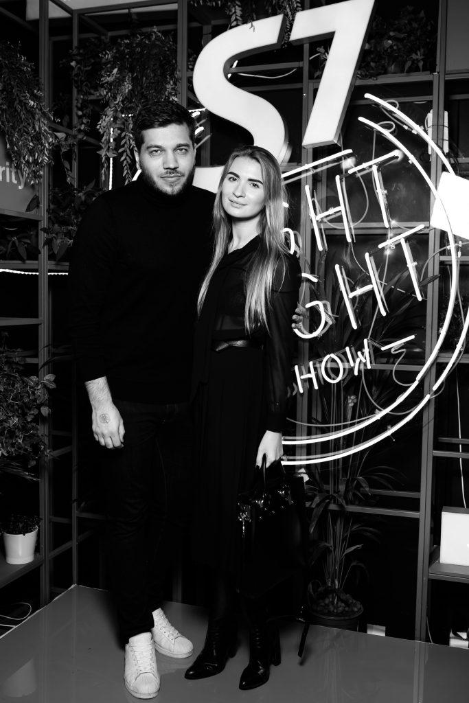Павел Бобров и и Мария Колосова