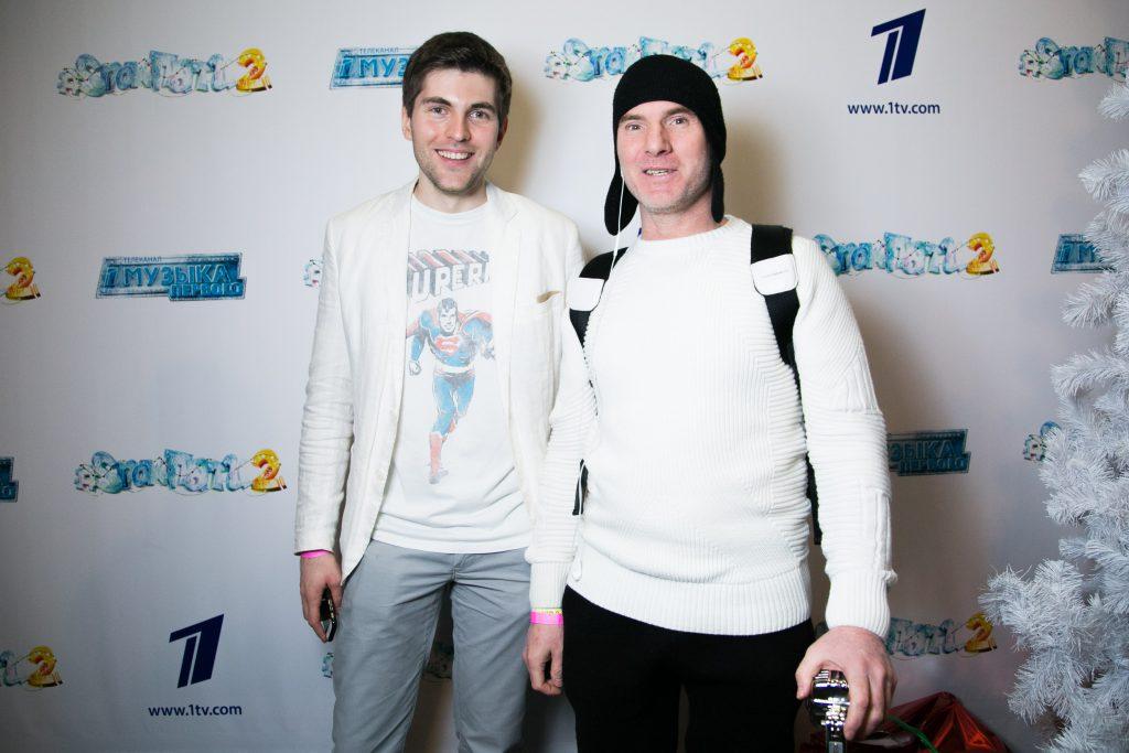 Дмитрий Борисов и Иван Шаповалов