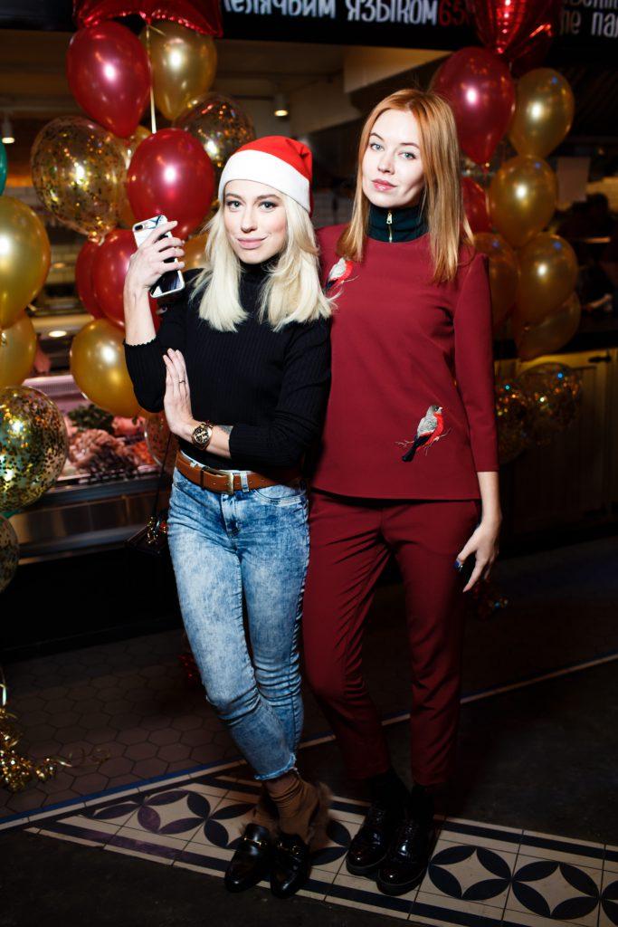Анна Дубовицкая и Мария Гранина
