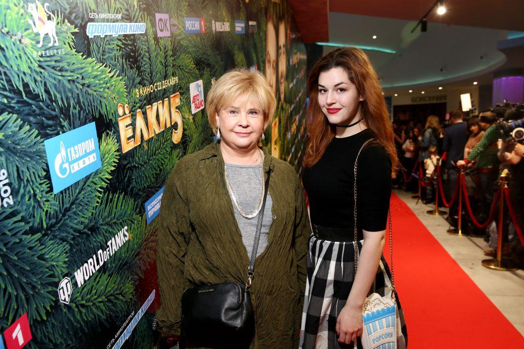 Татьяна и Екатерина Догелевы