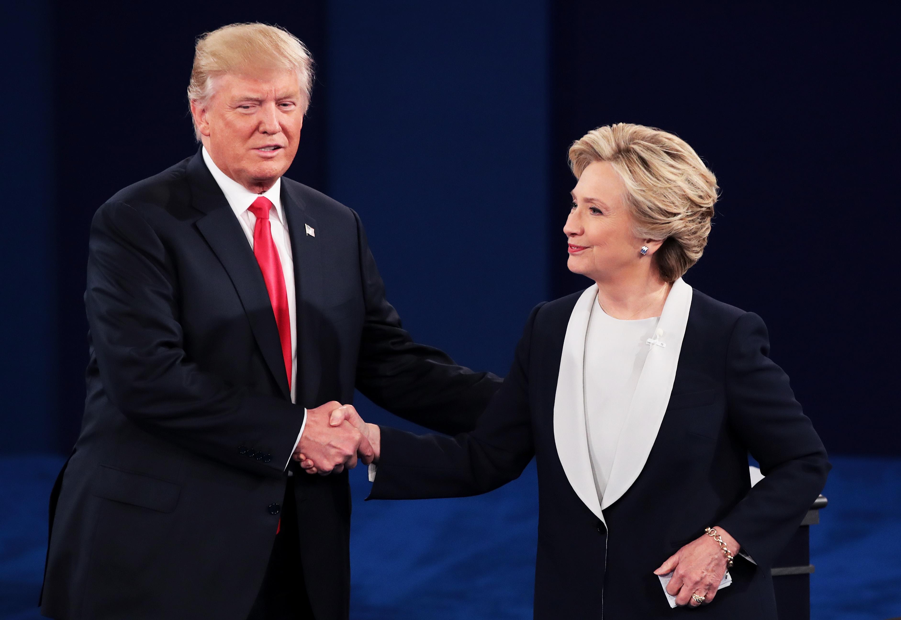 Дональд Трамп выборы