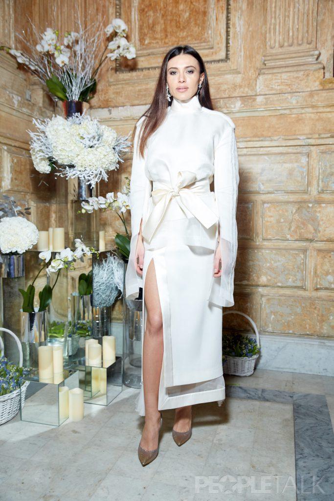 Кристина Шаповалова в платье  Edem Couture