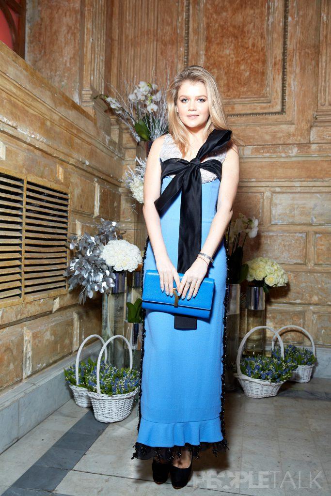 Мария Ивакова в платье  Edem Couture