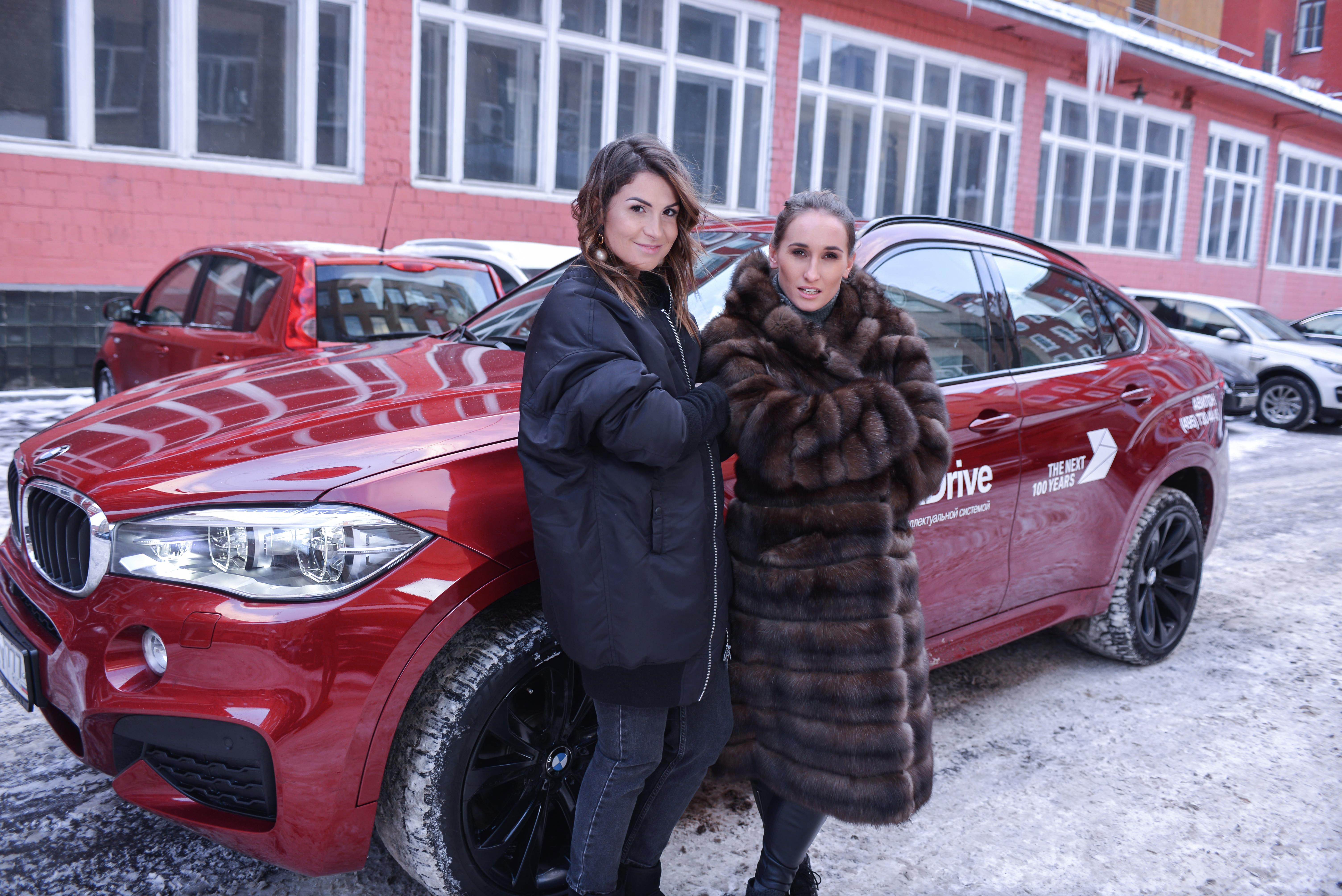 Лаура Джугелия Анастасия Винокур