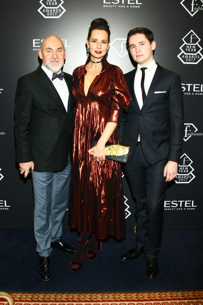 Сергей и Екатерина Кожевниковы с сыном